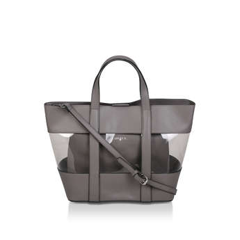 Perspex Tote With Pouch from Carvela
