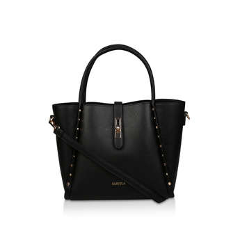 Char Studded Shopper from Carvela