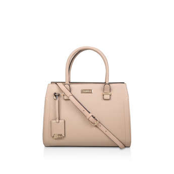 Dolly Saff Zip Bag from Carvela