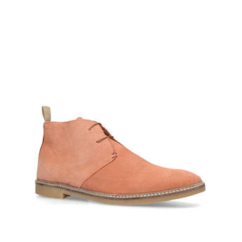 Suede Eyelet Desert Boot from River Island