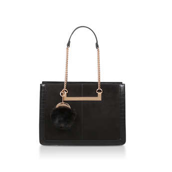 Chain Handle Tote Bag from River Island