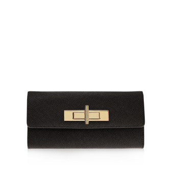 Saffiano Lock Wallet from Kurt Geiger London