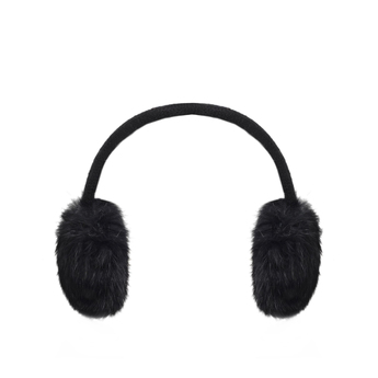 Fur Ear Muffs from Kurt Geiger London
