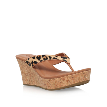 Natassia Calf Hair Leopar from UGG Australia
