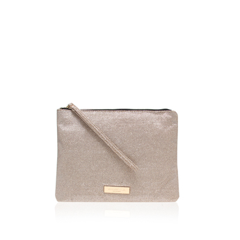 Kollude Lurex Pouch from Carvela