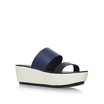 Bi-colour Slide from Tory Burch