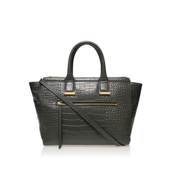 Croc Bea Tote from Kurt Geiger London