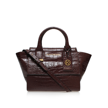Croc Becky Tote from Kurt Geiger London