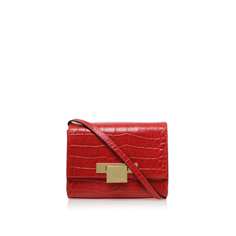 Croc Annie Cross Body from Kurt Geiger London