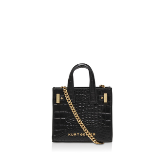 Croc Micro London Tote from Kurt Geiger London