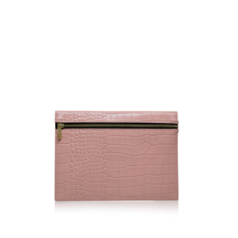 Croc London Pouch from Kurt Geiger London