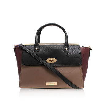 Alexandra2 Lock Bag from Carvela Kurt Geiger