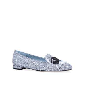Flirting Slipper from Chiara Ferragni