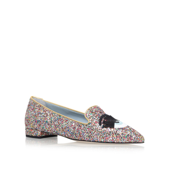 Flirting Pt Slipper from Chiara Ferragni