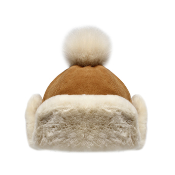 Sheepskin Heritage Flap from UGG Australia
