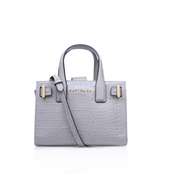 Croc Horiz London Tote from Kurt Geiger London