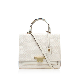 Woven Annie Tote from Kurt Geiger London