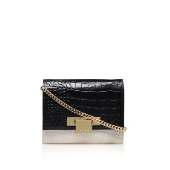 Woven Annie Cross Body from Kurt Geiger London