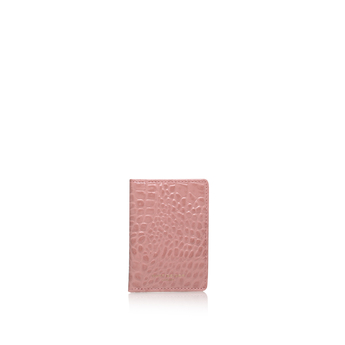 Croc Travel Card Holder from Kurt Geiger London