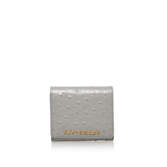 Ostrich Square Purse from Kurt Geiger London
