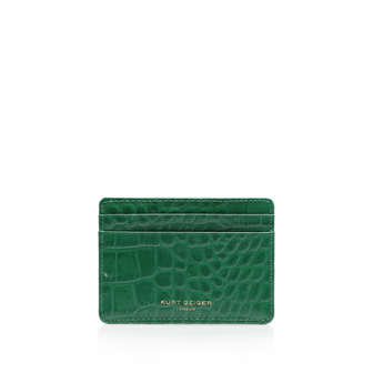 Croc Card Holder from Kurt Geiger London