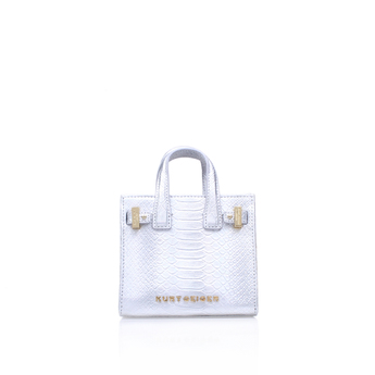 Snake Micro London Tote from Kurt Geiger London