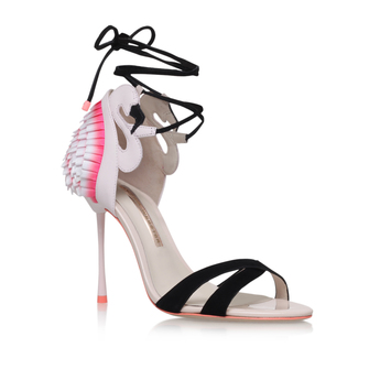 Flamingo Frill Sandal from Sophia Webster