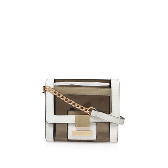 Liz X Body Perspex Bag from Carvela Kurt Geiger