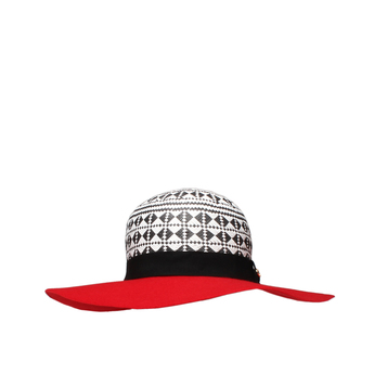 Wide Brim Hat from Kurt Geiger London