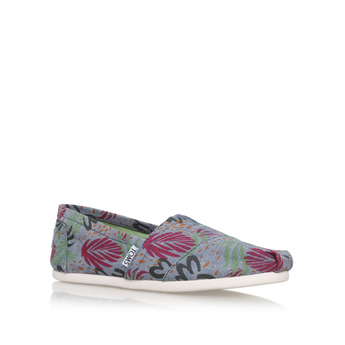 Classic Leaf Print from Toms