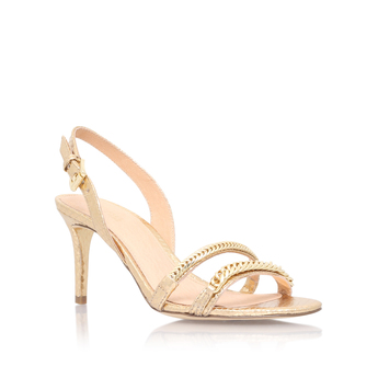 Jackie Mid Sandal from Michael Michael Kors