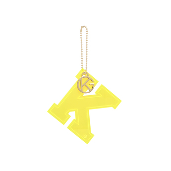 Letter K Charm from Kurt Geiger London