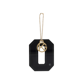 Letter O Charm from Kurt Geiger London