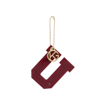 Letter U Charm from Kurt Geiger London