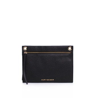 Saff Gemini Pouch W Strap from Kurt Geiger London
