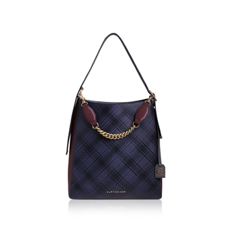 Saffiano Penelope Hobo from Kurt Geiger London