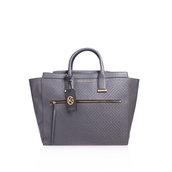 Woven Beatrice Tote from Kurt Geiger London