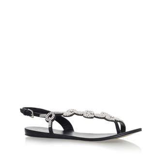Jeweled Sandal from London Rebel