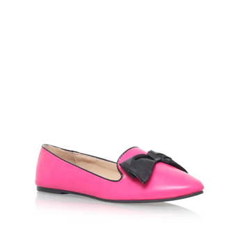 Slip On W/ Bow from London Rebel