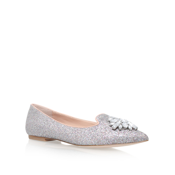 Slip On W/ Diamante from London Rebel