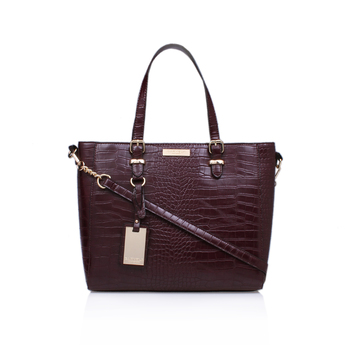 Dina Croc Winged Tote from Carvela Kurt Geiger