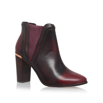Elastic Side Ankle Boot from Ted Baker