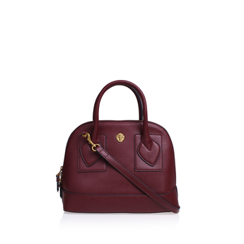 Bille Dome Satchel Sm from Anne Klein