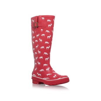 Stag Wellies Ladies Boot from Brakeburn