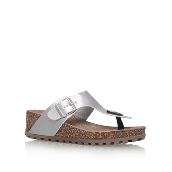 Metallic Sandal from Xti