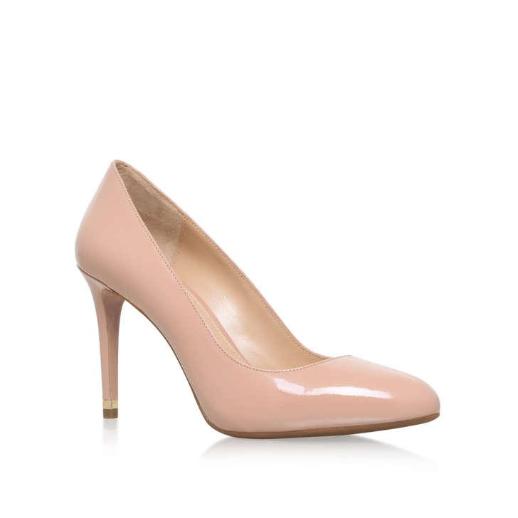 5b6bafe36905 Ashby Flex Pump Nude Mid Heel Court Shoes By Michael Michael Kors ...