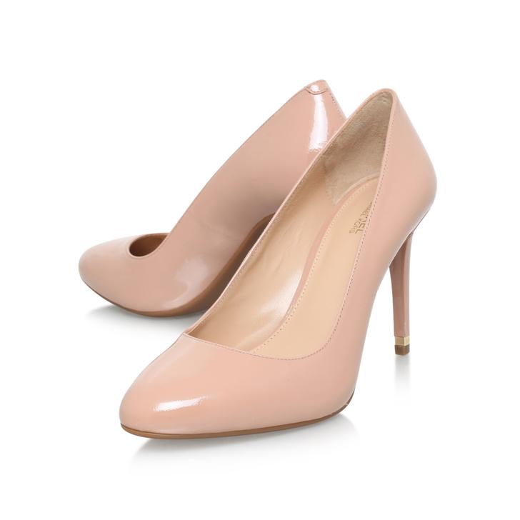 811e33eb07dd Ashby Flex Pump Nude Mid Heel Court Shoes By Michael Michael Kors ...