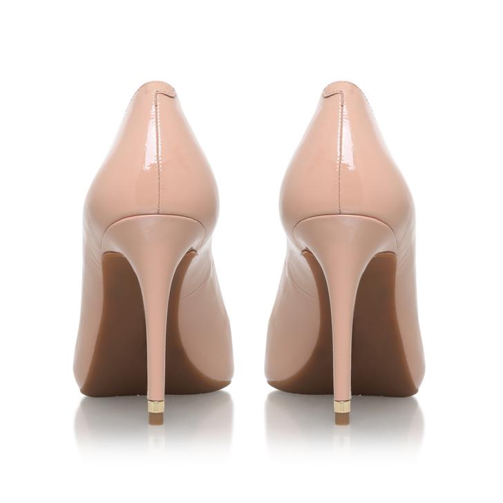 68d40cef371 Ashby Flex Pump Nude Mid Heel Court Shoes By Michael Michael Kors ...