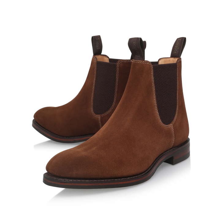 fa9093fe50f29 Chatsworth Chelsea Brown Chelsea Boots By Loake | Kurt Geiger