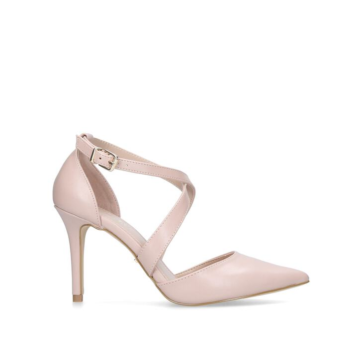 kurt geiger carvela black heels